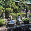 有明温泉神社 石像