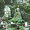 戸ノ隅公園 石像