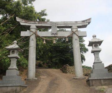 大塚神社 鳥居