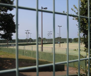 有家総合運動公園 テニスコート
