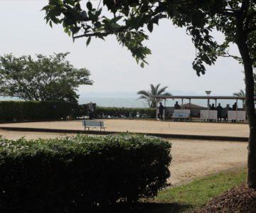 有家総合運動公園 ゲートボー場