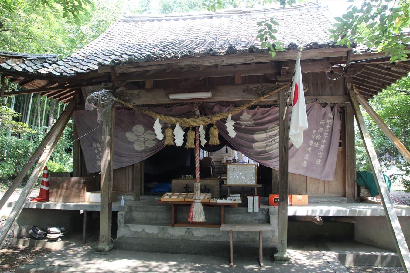 若宮神社 拝殿