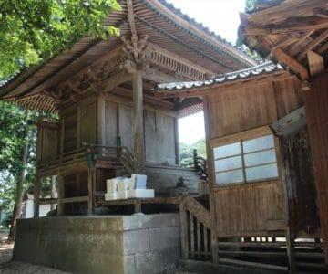 若宮神社 本殿