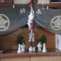 琴平神社 社殿