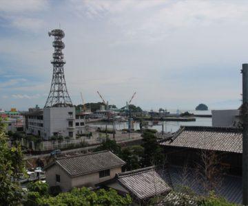 琴平神社 島原港