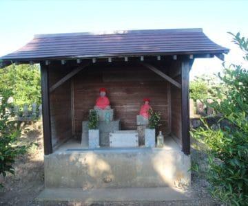 山ノ上神社 石像