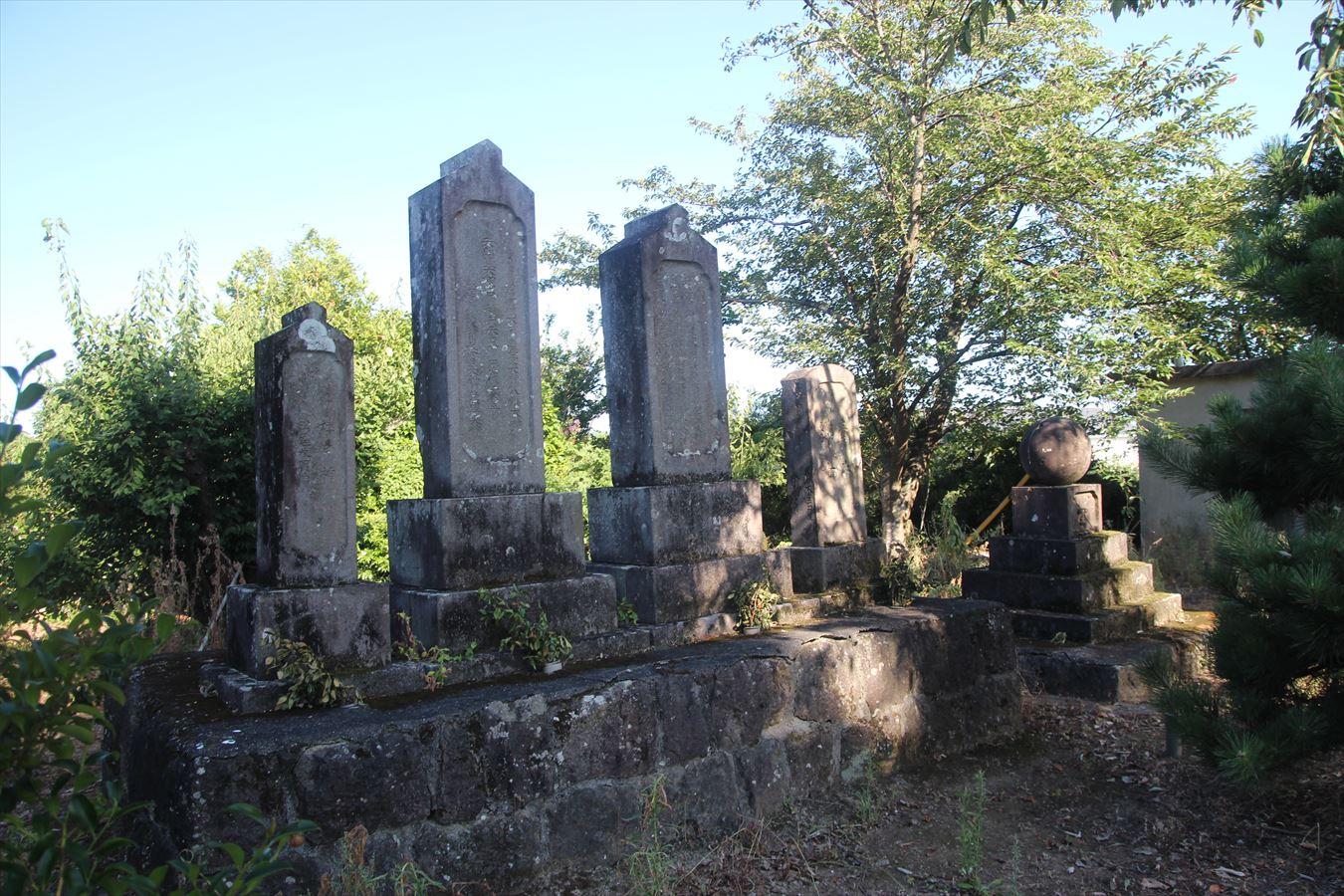 山ノ上神社 石碑