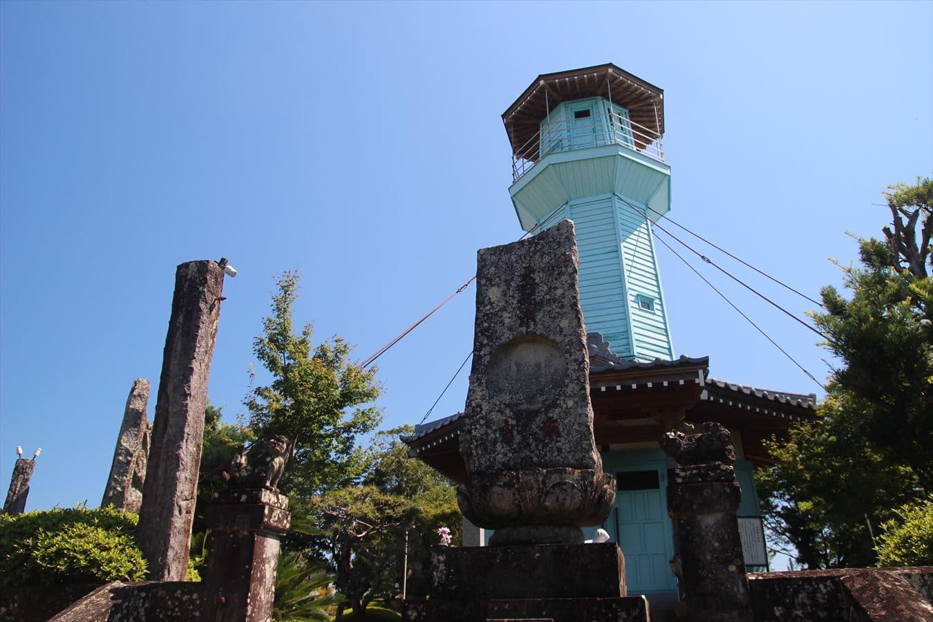 台山天如塔