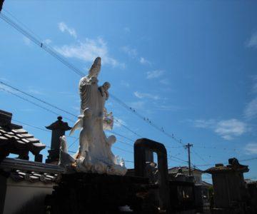 護国寺 菩薩像