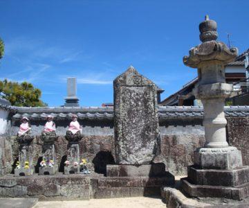 江東寺 石仏