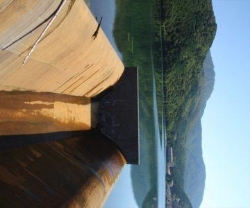 鴛鴦の池 別所ダム