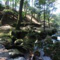 吾妻町渓流公園