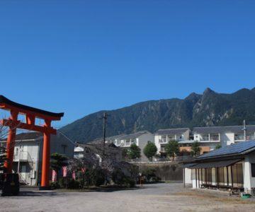 正地稲荷神社 駐車場