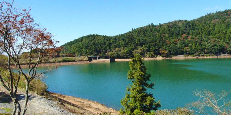 別所ダム(おしどりの池)