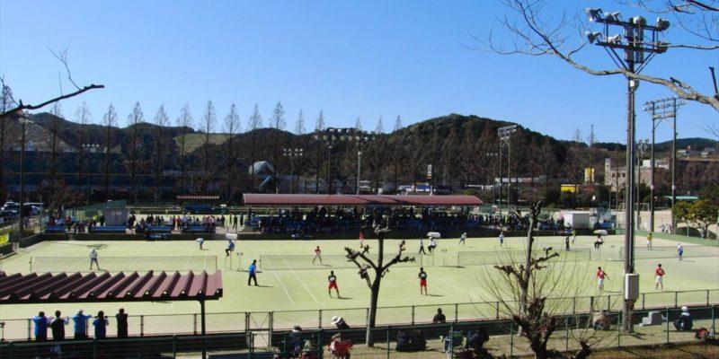 県立総合運動公園テニスコート