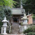 雲仙市国見町 烏兎神社