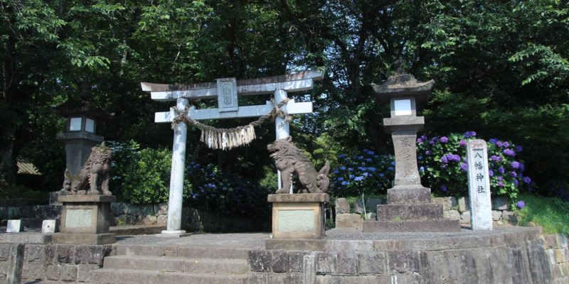 大三東 八幡神社