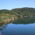 鴛鴦の池(別所ダム)